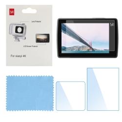 Защитная пленка для дисплея Xiaomi Yi 4K  и стекла корпуса
