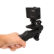 Folded tripod holder for cameras