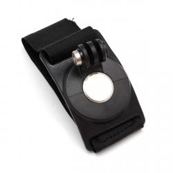 Крепление для GoPro на руку или ногу поворотне