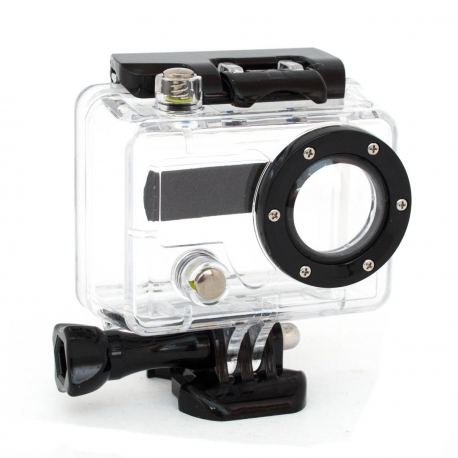 Dive housing for GoPro HERO2