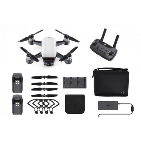 DJI Spark Fly More Combo Quadrocopter