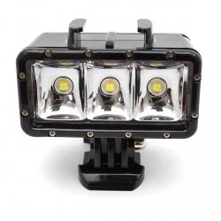 Підводний ліхтар Shoot для GoPro - 3 LED