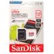 Карта памяти SanDisk Ultra A1 MicroSDXC UHS-I 128GB U1 667x