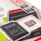 Memory card SanDisk Ultra A1 MicroSDHC UHS-I 16GB U1 653x