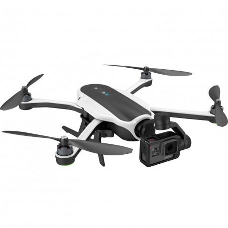 Квадрокоптер GoPro Karma Drone с камерой GoPro HERO5 Black и стедикамом Karma Grip