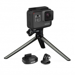 GoPro Tripod Mounts with 3-way tripod