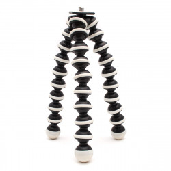 Large flexible octopus tripod for GoPro and DSLR