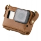 Leather case for GoPro HERO6 and HERO5 Black