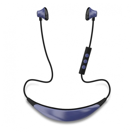 Wireless sport stereo headset with vibro signal KONCEN X19C
