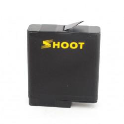 Акумулятор SHOOT для GoPro HERO6 та HERO5 Black
