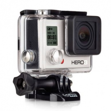 Екшн-камера GoPro HERO3 White Edition