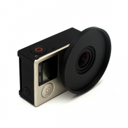 52 mm filter adapter for GoPro without housing