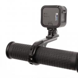 Металлическое крепление для GoPro для мотоцикла удлиненное