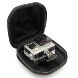 Mini storage case for GoPro with housing (XS)