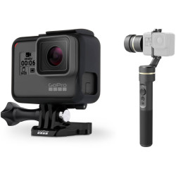 GoPro HERO6 Black + Feiyu Tech G5
