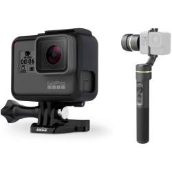 GoPro HERO6 Black + Feiyu Tech G5