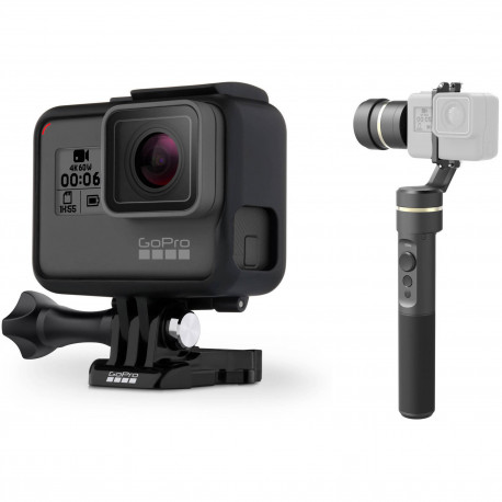 Комплект GoPro HERO6 Black + Feiyu Tech G5