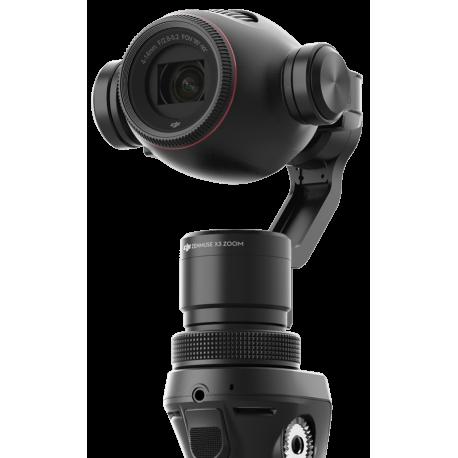 Камера з ручним стабілізатором DJI OSMO+