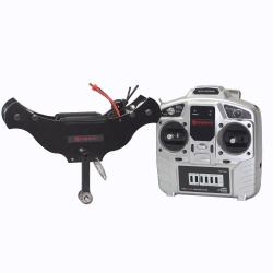 Cable slider PowerKam Black T1.5 for stabilizer