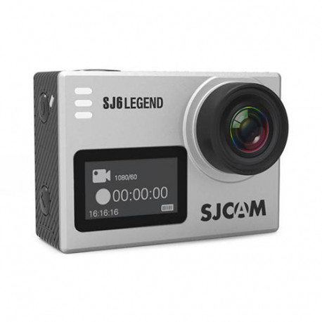 Action Camera SJCAM SJ6 Legend, silver