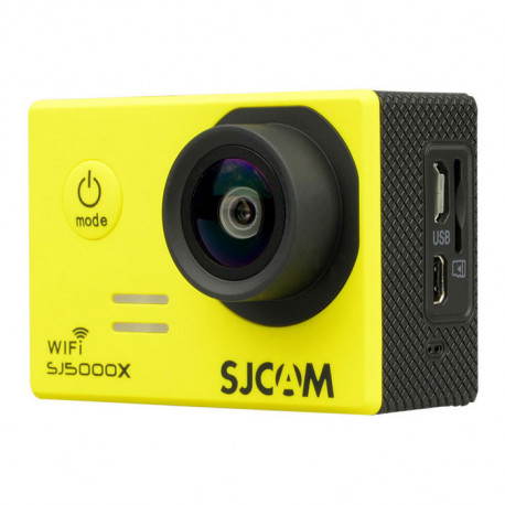 Action Camera SJCAM SJ5000X Elite, yellow