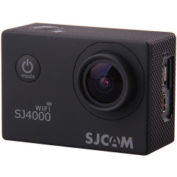 Action Camera SJCAM SJ4000 WiFi, black, main view