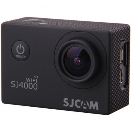 Экшн-камера SJCAM SJ4000 WiFi, черная, главный вид