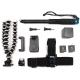 Комплект аксессуаров для путешествий с GoPro HERO6 и HERO5 Black