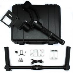 Б/В стабілізатор Zhiyun Crane V2.0 з 2-ручним тримачем та батареями