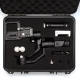 USED Zhiyun Crane V2.0 gimbal with dual handle grip and batteries