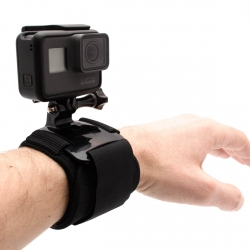 Wrist mount for GoPro