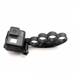 Knuckles holder for GoPro