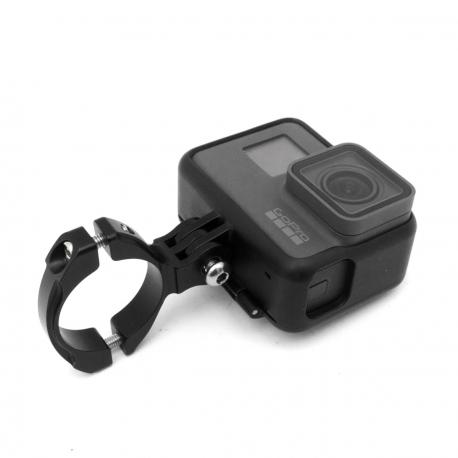 Metal bike mount for GoPro