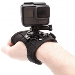 Крепление для GoPro на кисть поворотное