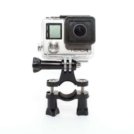 Bicycle mount for GoPro (for 20-36 mm pole)