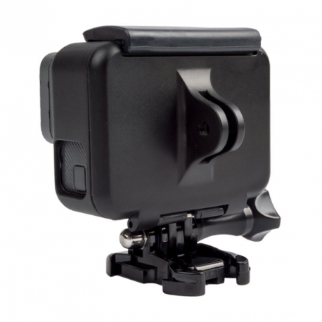 GoPro HERO5 and HERO6 Black frame backdoor with mount