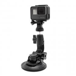 Кріплення присоска Telesin на машину для GoPro