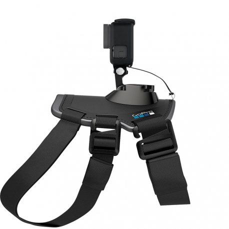 Dog harness for dogs GoPro Fetch Dog Harness, side view
