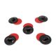 Safety adhesive mounts set for GoPro
