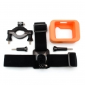 Set for rafting with GoPro