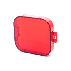 Red filter for GoPro HERO3