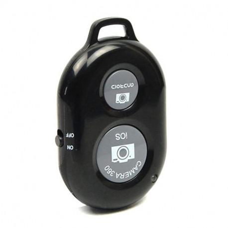 Bluetooth пульт для телефону (чорний)