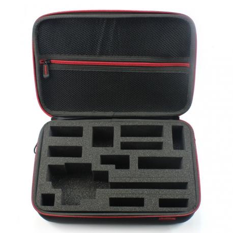 Storage case for GoPro and stabilizer Feiyu G5 Zhiyun Z1-Evolution