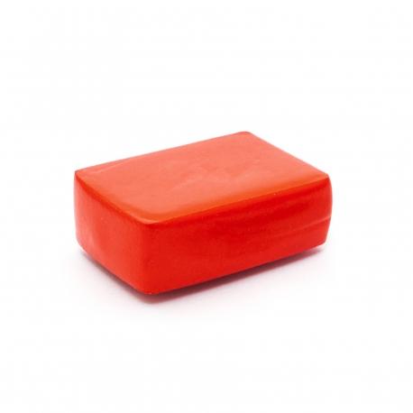 Красный поплавок для GoPro (вид сбоку)