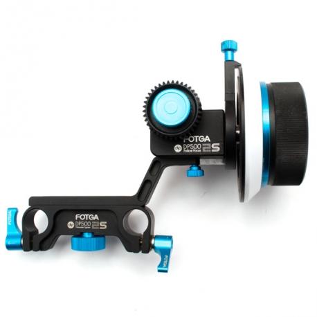 Used Mechanical Fowga-Focus Fotga DP500IIS