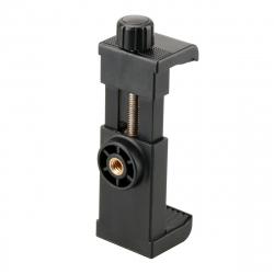 Monopod and tripod adjustable mount for smartphone