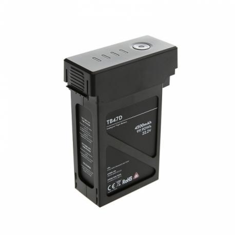 Интеллектуальный аккумулятор типа TB47D для DJI Matrice 100, главный вид