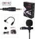 AriMic Lavalier Microphone 3.5 mm