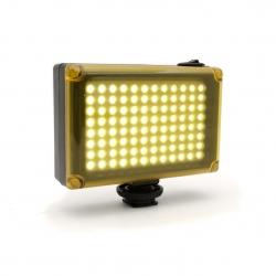 Димируемая светодиодная панель видео освещения на Ulanzi 112 LED