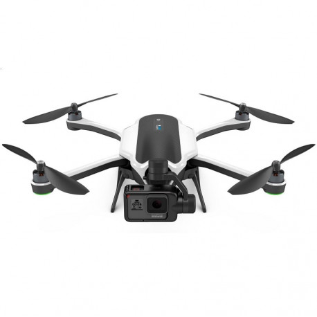 GoPro Karma Drone with GoPro HERO6 Black, with a camera